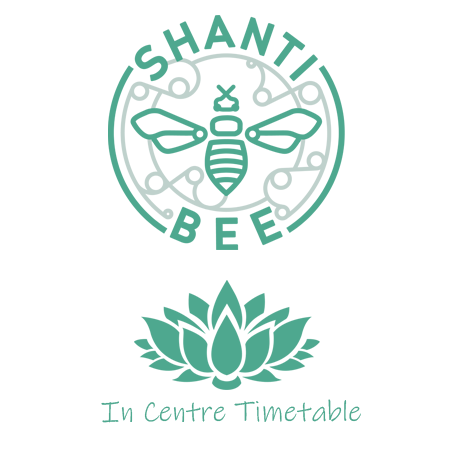 Shanti Bee In Centre Timetable