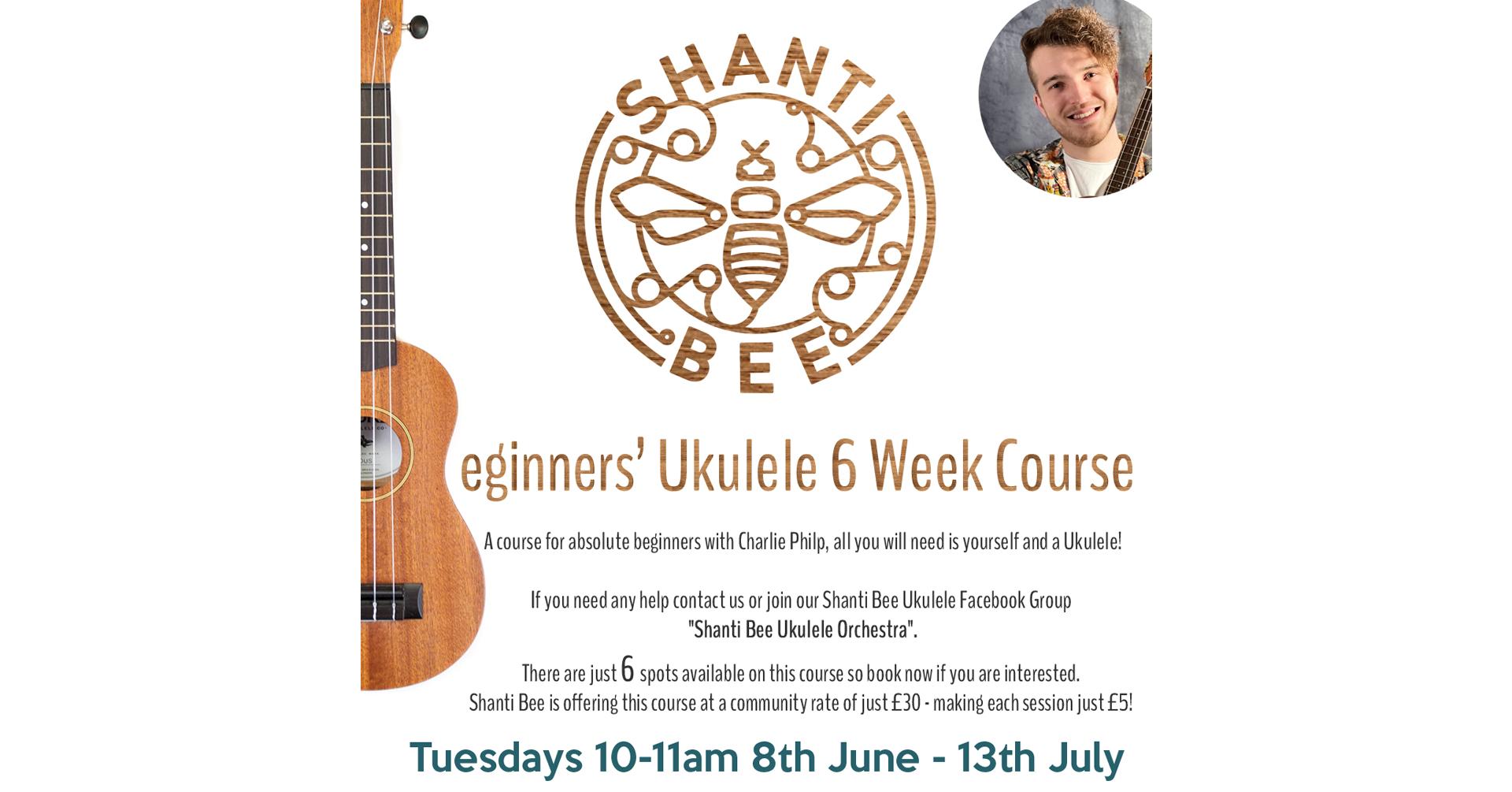 Beginners' Ukulele Course