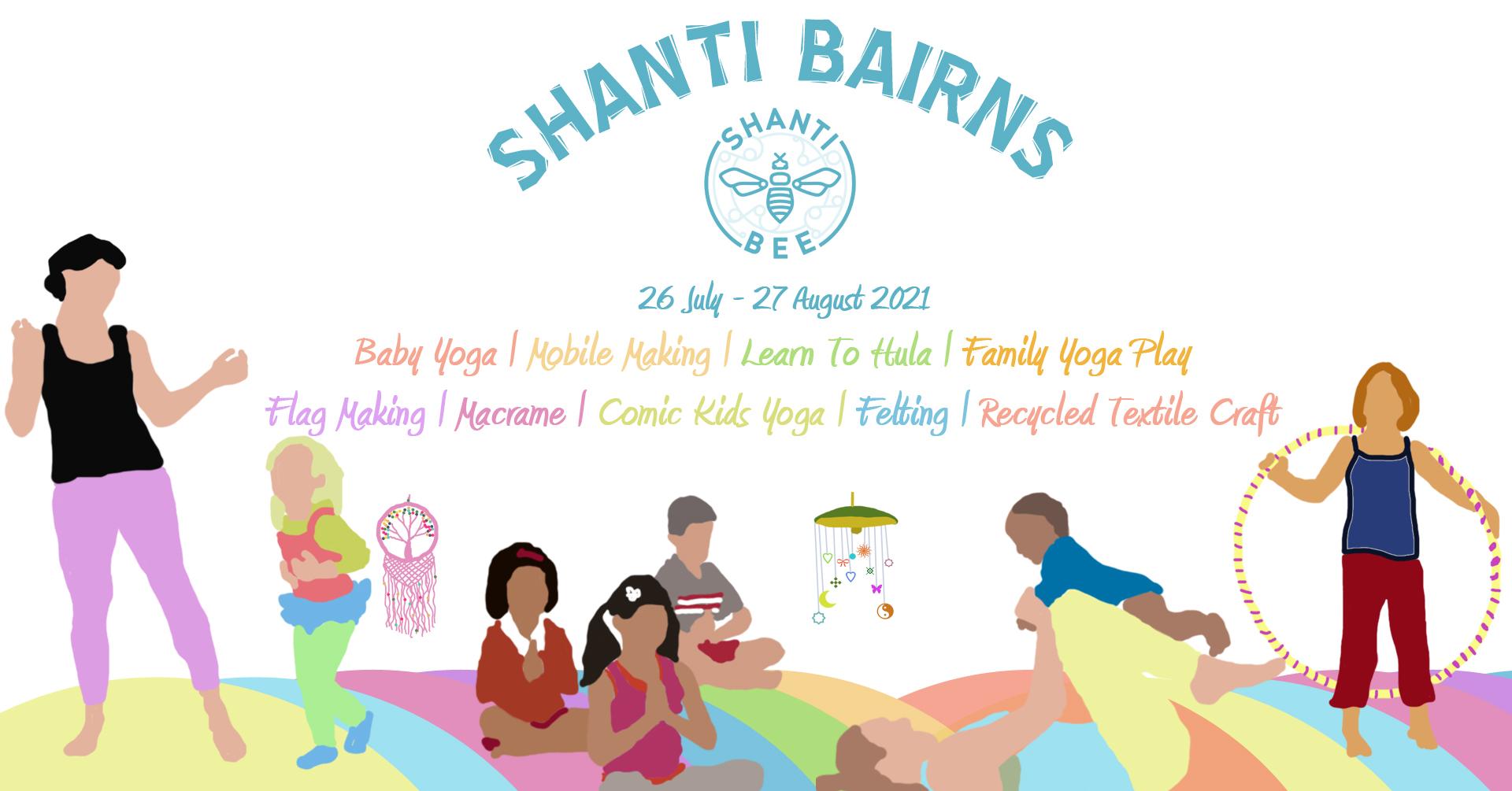 Shanti Bairns